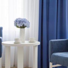 Гостиница Blue Sky на Невском комната для гостей фото 2