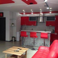Megapolis Hotel 3* Улучшенные апартаменты с различными типами кроватей фото 29