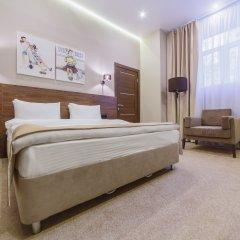 Гостиница Riverside 4* Улучшенный номер с различными типами кроватей фото 2