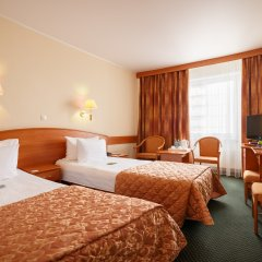 Гостиница Вега Измайлово 4* Стандартный номер с различными типами кроватей фото 2