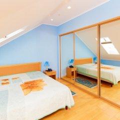 Гостиница Белый Грифон Номер Эконом с различными типами кроватей