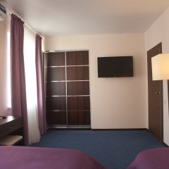 Гостиница Русь 4* Семейный номер с различными типами кроватей фото 9