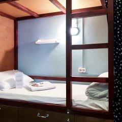 Хостел NW Hostel (North-West Hostel) Кровать в общем номере с двухъярусной кроватью фото 2
