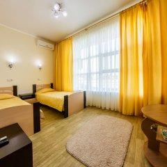 Гостиница Лайм 3* Кровати в общем номере с двухъярусными кроватями фото 8