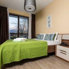 Апарт-Отель Skypark Апартаменты с разными типами кроватей фото 7