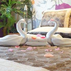 Гостиница Императрица Номер Делюкс с разными типами кроватей фото 8