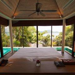 Sri Panwa Phuket Luxury Pool Villa Hotel 5* Вилла с различными типами кроватей фото 6