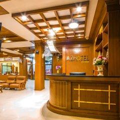 Отель Azhotel Patong интерьер отеля фото 3