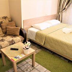 Мини-Отель Меланж Студия с различными типами кроватей фото 10