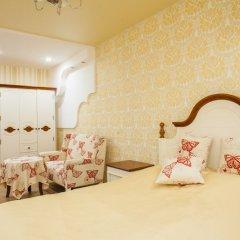 Мини-отель London Eye Улучшенный номер с различными типами кроватей фото 4