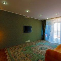 Гостиница Белый Грифон Апартаменты с различными типами кроватей фото 6