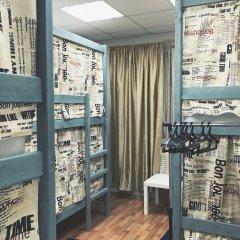 Хостел Star Myakinino Кровать в общем номере с двухъярусной кроватью фото 2