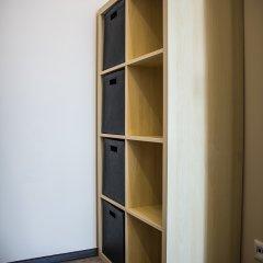 Хостел Дом Аудио сейф в номере