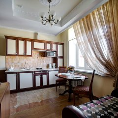 Гостевой дом Луидор Апартаменты с разными типами кроватей фото 8