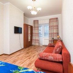 Апартаменты на Чистопольской комната для гостей фото 3