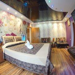 Гостиница Императрица Номер Делюкс с разными типами кроватей фото 4