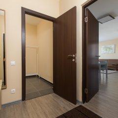 Апарт-Отель Skypark Улучшенные апартаменты с разными типами кроватей фото 10