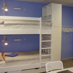 Гостевой Дом Полянка Кровать в общем номере с двухъярусными кроватями фото 20