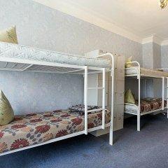 Хостел Достоевский Кровать в общем номере с двухъярусной кроватью фото 8