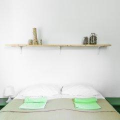 Хостел и Кемпинг Downtown Forest Номер с различными типами кроватей (общая ванная комната) фото 23