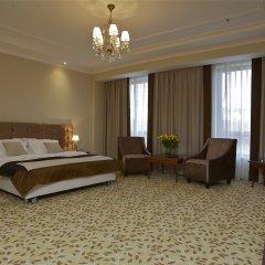 Гостиница Звёздный WELNESS & SPA Полулюкс с различными типами кроватей