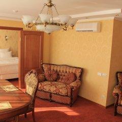 Гостиница Евроотель Ставрополь 4* Представительский люкс с разными типами кроватей фото 7