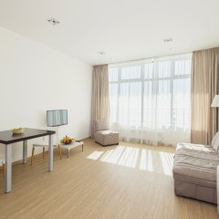 Апарт-Отель Бревис 3* Апартаменты с различными типами кроватей фото 17
