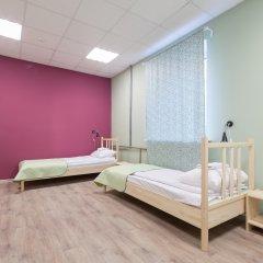 Хостел Story Кровать в женском общем номере двухъярусные кровати фото 6