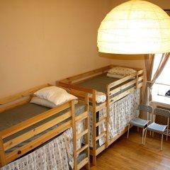 Отель Идеал Кровать в общем номере фото 3