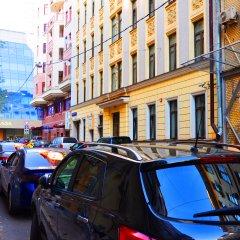 Capsule Hostel In Moscow городской автобус