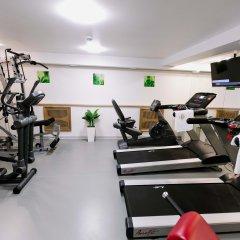 Гостиница Bellagio фитнесс-зал фото 2