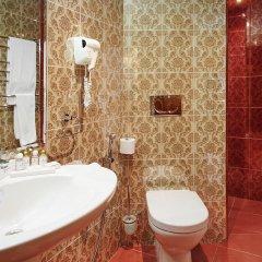Гостиница Евроотель Ставрополь 4* Представительский люкс с разными типами кроватей фото 8
