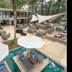 Отель Вилла The Regent Kamala Phuket by Sirilak питание