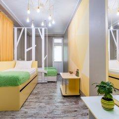 Хостел Good Luck Номер с общей ванной комнатой с различными типами кроватей (общая ванная комната) фото 7