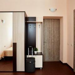 """Гостиница """"Каширская"""" Тюмень Центр 3* Стандартный номер разные типы кроватей фото 12"""