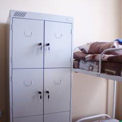 Hostel Avrora Кровать в общем номере с двухъярусной кроватью фото 2