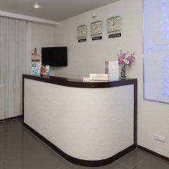 Мини-Отель Алекс на Богатырском интерьер отеля фото 2