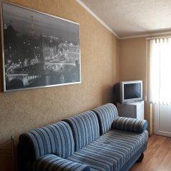 Мини-Отель Таганрогской Теннисной Академии Улучшенный номер с различными типами кроватей фото 2
