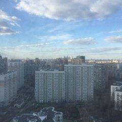 Апартаменты на Ленинским проспекте балкон фото 2
