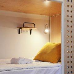 Хостел Netizen Номер Эконом разные типы кроватей