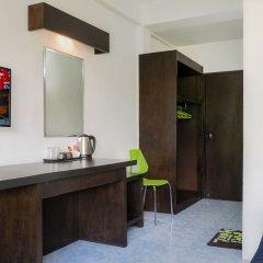 Art Hotel Chaweng Beach 3* Стандартный номер с двуспальной кроватью фото 4