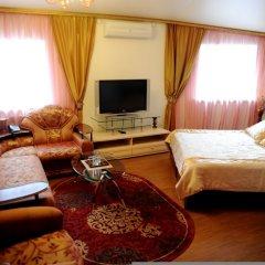 Гостиница Лагуна Спа Полулюкс с различными типами кроватей фото 3