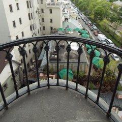 Апартаменты Flatio на Тверской 17 балкон