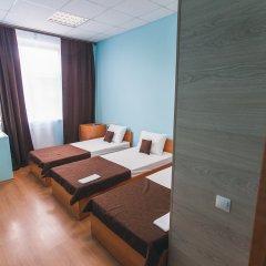 Гостиница Бизнес-Турист Номер Комфорт с различными типами кроватей фото 11