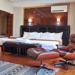Гостевой Дом Семь Морей Номер Делюкс с различными типами кроватей фото 2