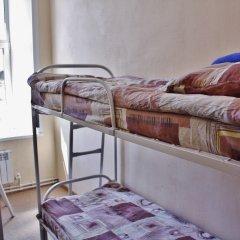 Hostel Avrora Кровать в общем номере с двухъярусной кроватью
