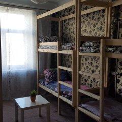 A&B hostel Chistye Prudy Кровать в женском общем номере с двухъярусными кроватями