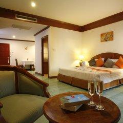 Отель Jiraporn Hill Resort 3* Стандартный номер фото 3