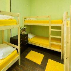 Хостел Абсолют Кровать в женском общем номере с двухъярусной кроватью фото 6