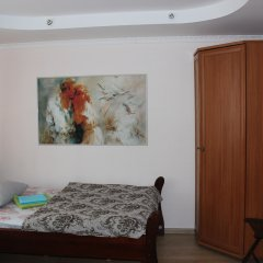 Гостиница Аэро Стандартный номер с различными типами кроватей фото 3